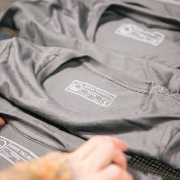 Screen Printing - Ink & Cotton